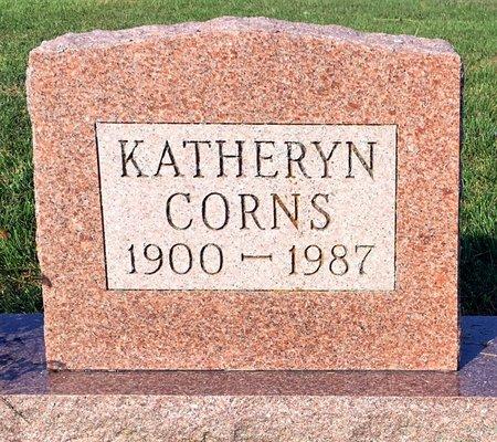 CORNS, KATHERYN - Van Buren County, Iowa | KATHERYN CORNS