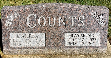 COUNTS, RAYMOND - Van Buren County, Iowa | RAYMOND COUNTS