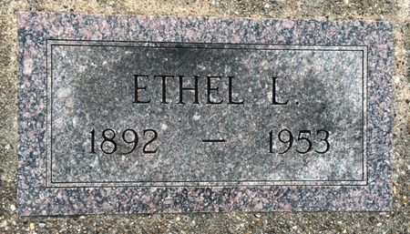 COURTNEY, ETHEL L - Van Buren County, Iowa | ETHEL L COURTNEY