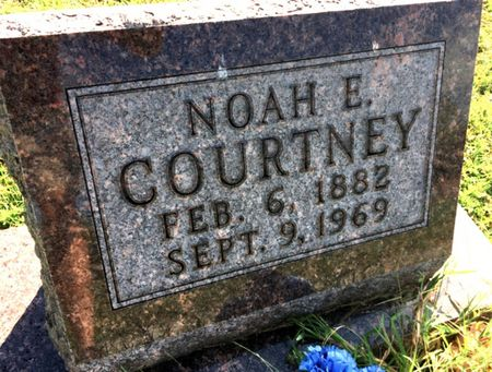 COURTNEY, NOAH E - Van Buren County, Iowa   NOAH E COURTNEY