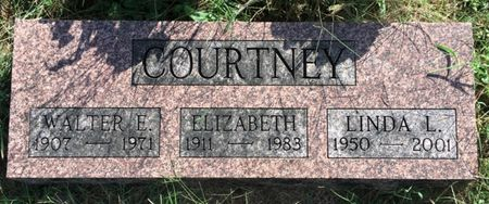 COURTNEY, ELIZABETH - Van Buren County, Iowa | ELIZABETH COURTNEY