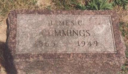 CUMMINGS, JAMES C. - Van Buren County, Iowa | JAMES C. CUMMINGS