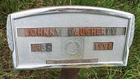 DAUGHERTY, JOHNNY - Van Buren County, Iowa | JOHNNY DAUGHERTY