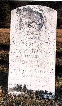 DAVIS, MARGARET - Van Buren County, Iowa | MARGARET DAVIS