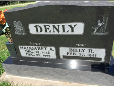 COUNTS DENLY, MARGARET A