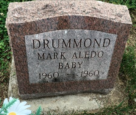 DRUMMOND, MARK ALEDO - Van Buren County, Iowa | MARK ALEDO DRUMMOND