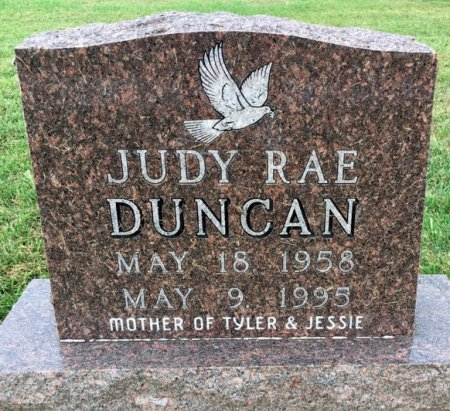 DUNCAN, JUDY RAE - Van Buren County, Iowa | JUDY RAE DUNCAN
