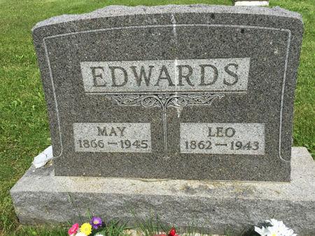 SIMMONS EDWARDS, MAY - Van Buren County, Iowa | MAY SIMMONS EDWARDS