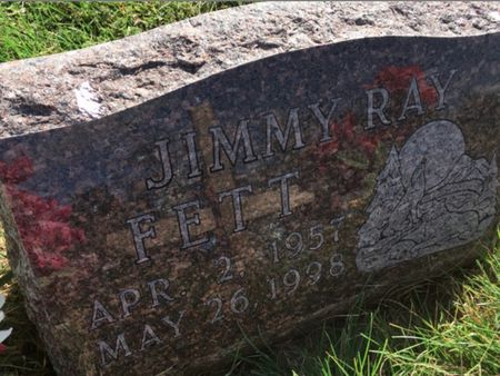FETT, JIMMY RAY - Van Buren County, Iowa | JIMMY RAY FETT