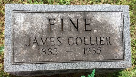 FINE, JAMES COLLIER - Van Buren County, Iowa | JAMES COLLIER FINE
