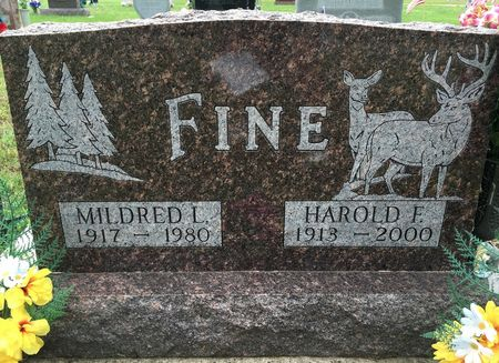 FINE, MILDRED L - Van Buren County, Iowa | MILDRED L FINE