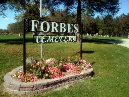 FORBES, CEMETERY - Van Buren County, Iowa | CEMETERY FORBES