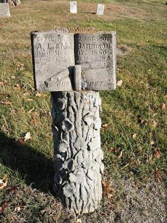 GARRISON, EFFIE B. - Van Buren County, Iowa | EFFIE B. GARRISON