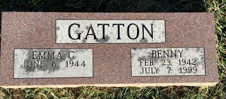 GATTON, BENNY - Van Buren County, Iowa | BENNY GATTON