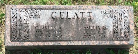 GELATT, CHARLES A - Van Buren County, Iowa | CHARLES A GELATT