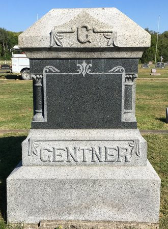 GENTNER, FAMILY MONUMENT - Van Buren County, Iowa   FAMILY MONUMENT GENTNER