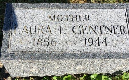 HAYS GENTNER, LAURA F - Van Buren County, Iowa | LAURA F HAYS GENTNER