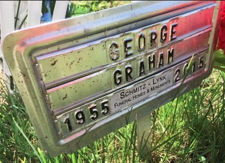 GRAHAM, GEORGE - Van Buren County, Iowa | GEORGE GRAHAM