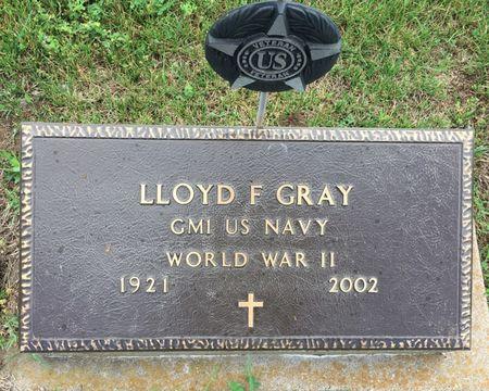 GRAY, LLOYD F - Van Buren County, Iowa | LLOYD F GRAY