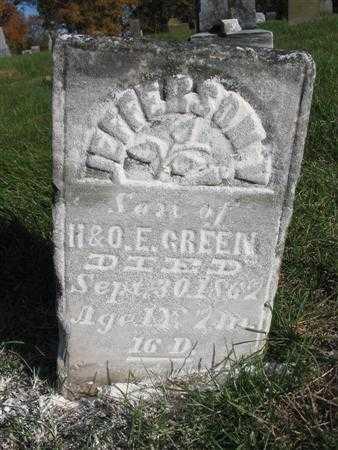 GREEN, JEFFERSON V. - Van Buren County, Iowa | JEFFERSON V. GREEN