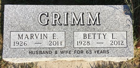GRIMM, BETTY L - Van Buren County, Iowa | BETTY L GRIMM