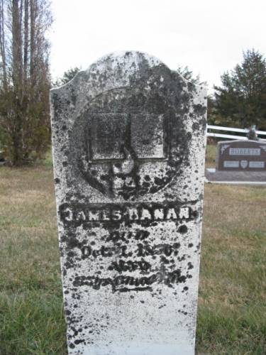 HANAN, JAMES - Van Buren County, Iowa | JAMES HANAN