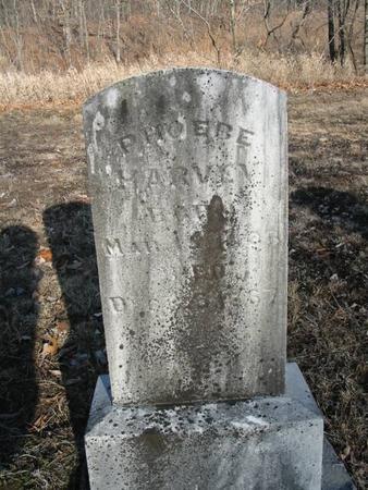 HARVEY, PHOEBE - Van Buren County, Iowa | PHOEBE HARVEY