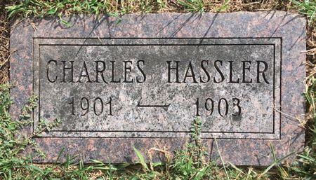 HASSLER, CHARLES - Van Buren County, Iowa | CHARLES HASSLER