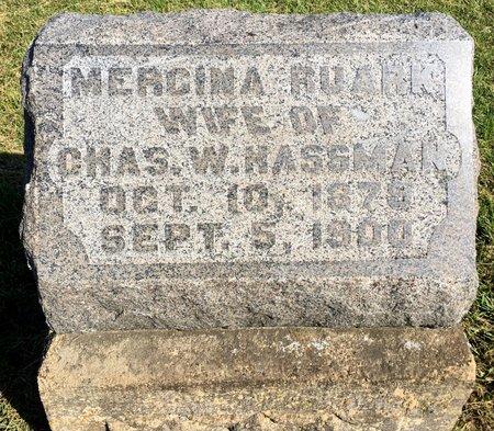 RUARK HASSMAN, MERCINA - Van Buren County, Iowa | MERCINA RUARK HASSMAN