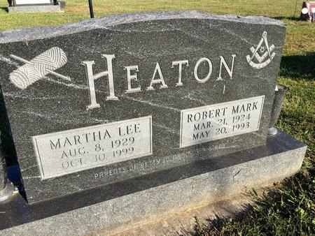 HEATON, ROBERT MARK - Van Buren County, Iowa | ROBERT MARK HEATON