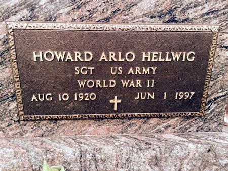 HELLWIG, HOWARD ARLO - Van Buren County, Iowa | HOWARD ARLO HELLWIG