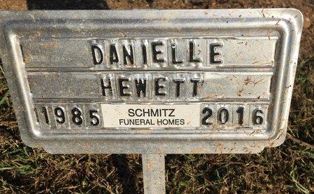 HEWETT, DANIELLE - Van Buren County, Iowa | DANIELLE HEWETT