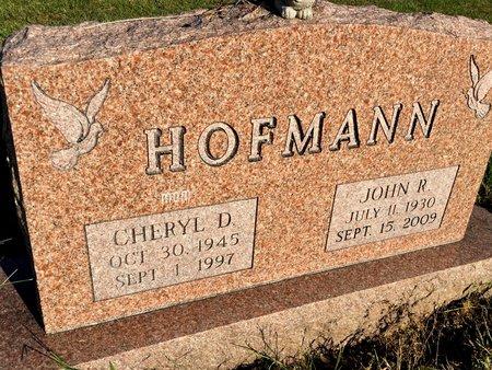 HOFMANN, JOHN R - Van Buren County, Iowa | JOHN R HOFMANN