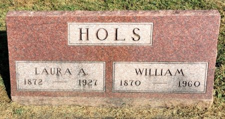HOLS, WILLIAM - Van Buren County, Iowa | WILLIAM HOLS