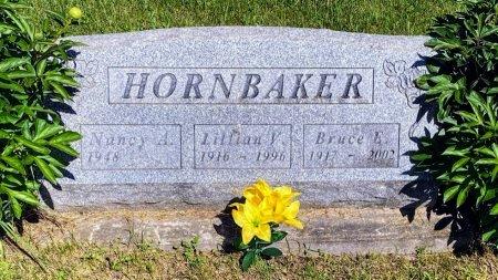 LOWE HORNBAKER, LILLIAN V. - Van Buren County, Iowa | LILLIAN V. LOWE HORNBAKER
