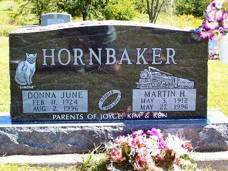 HORNBAKER, MARTIN H. - Van Buren County, Iowa | MARTIN H. HORNBAKER