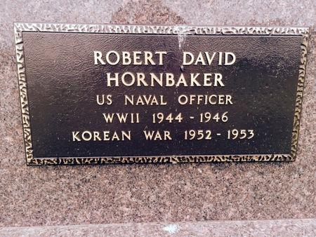 HORNBAKER, ROBERT DAVID - Van Buren County, Iowa | ROBERT DAVID HORNBAKER