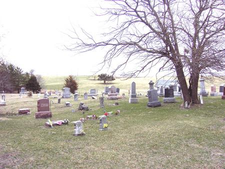 HOSKIN, CEMETERY - Van Buren County, Iowa | CEMETERY HOSKIN