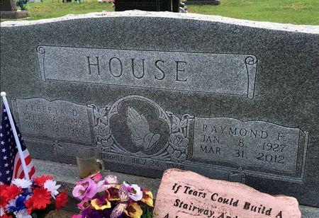 SAMPSON HOUSE, ALBERTA D - Van Buren County, Iowa | ALBERTA D SAMPSON HOUSE