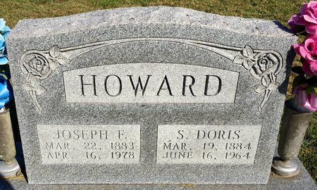 HOWARD, JOSPEH F - Van Buren County, Iowa | JOSPEH F HOWARD