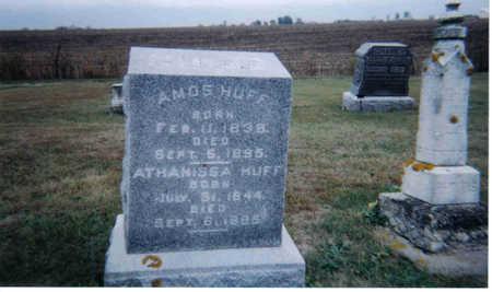 HUFF, ANTHANISSA - Van Buren County, Iowa | ANTHANISSA HUFF
