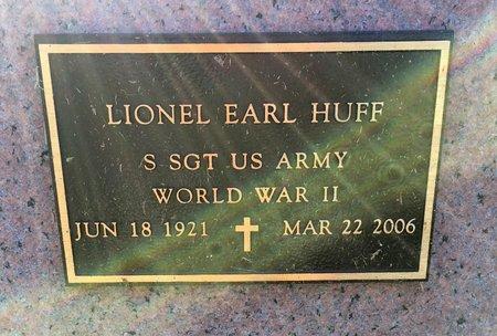 HUFF, LIONEL EARL - Van Buren County, Iowa | LIONEL EARL HUFF
