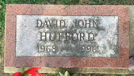 HUFFORD, DAVID JOHN - Van Buren County, Iowa | DAVID JOHN HUFFORD