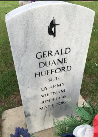 HUFFORD, GERALD DUANE - Van Buren County, Iowa | GERALD DUANE HUFFORD