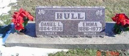 HULL, EMMA - Van Buren County, Iowa | EMMA HULL