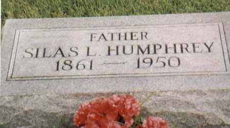 HUMPHREY, SILAS L - Van Buren County, Iowa | SILAS L HUMPHREY