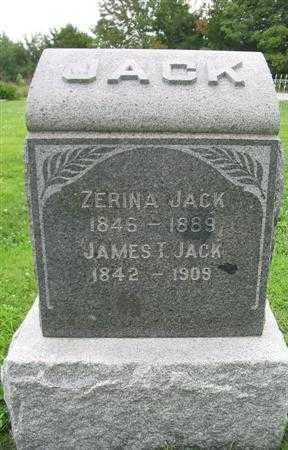 SHEPHERD JACK, ZERINA - Van Buren County, Iowa | ZERINA SHEPHERD JACK