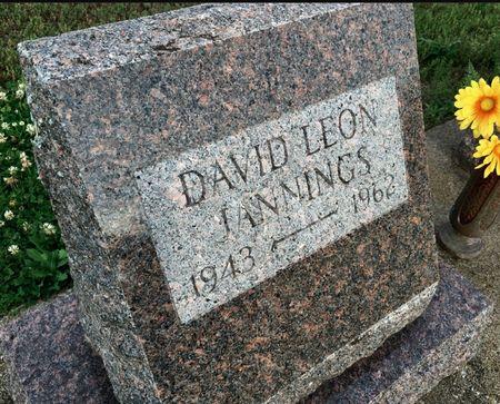 JANNINGS, DAVID LEON - Van Buren County, Iowa | DAVID LEON JANNINGS