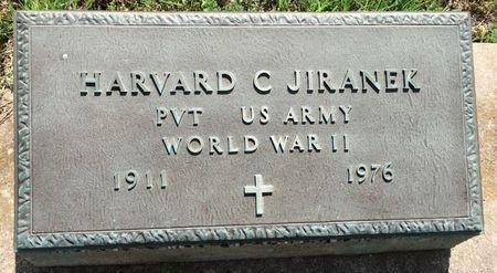 JIRANEK, HARVARD C - Van Buren County, Iowa | HARVARD C JIRANEK