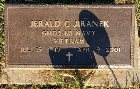 JIRANEK, JERALD C - Van Buren County, Iowa | JERALD C JIRANEK